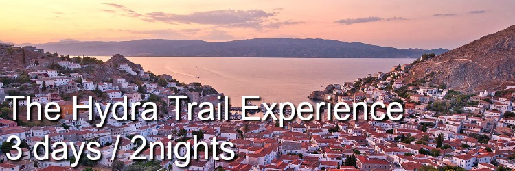 Hydra Trail Experience