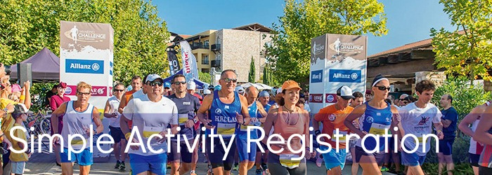 Simple Registration Navarino Challenge