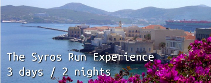 syros run exp